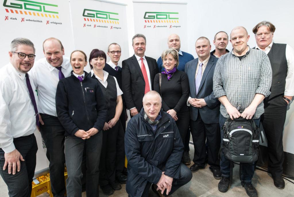 GDL Auftaktveranstaltung zur Betriebsratswahl 2018 in Göttingen